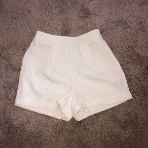 Bebe high waisted shorts